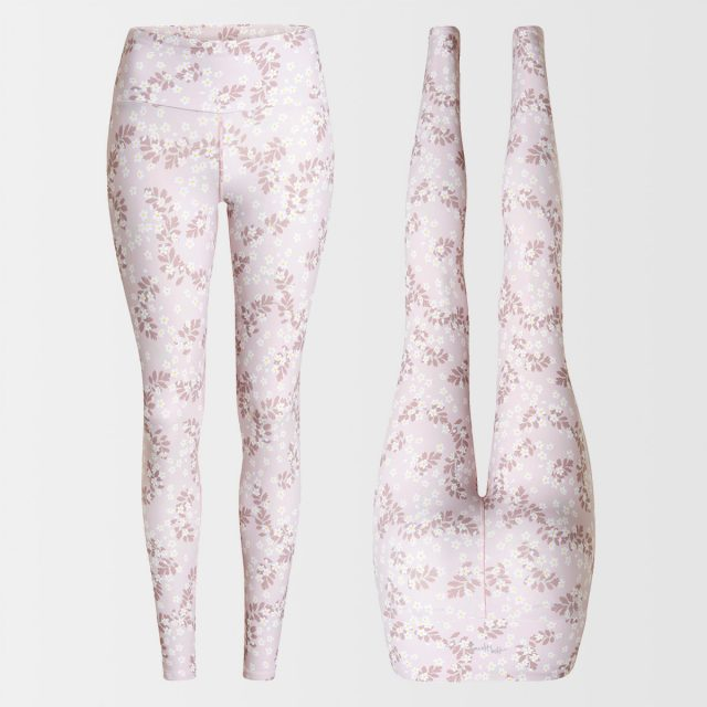 Hey Honey Leggings Musterdesign Floral