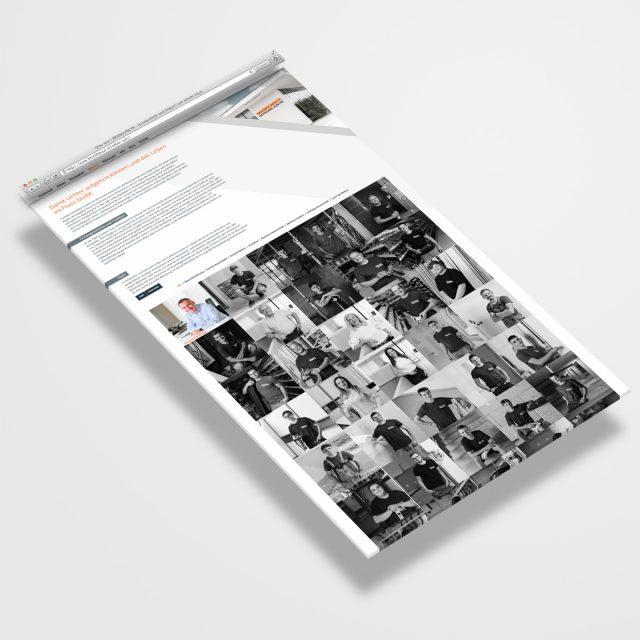 Brandlmayr – Haustechnik und Elektro | Website Ansicht Tab