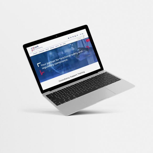 Lorit Website Startseite
