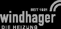 Windhager Zentralheizung Logo
